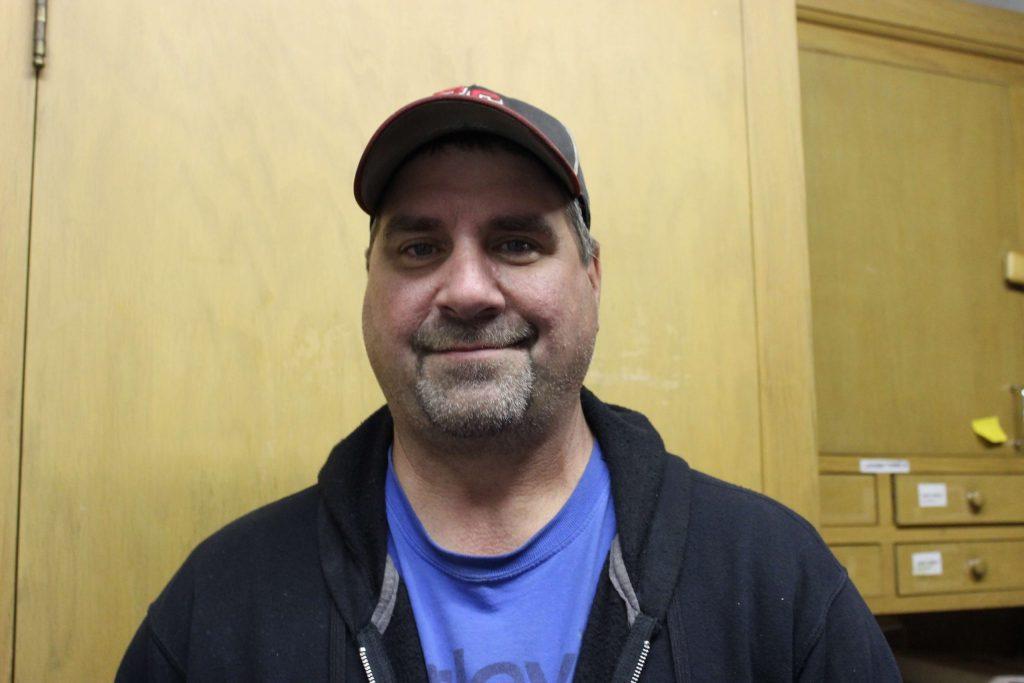 Joe Pokorzynski: Facilities Manager