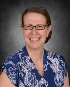 Amy Peters: Kindergarten Teacher