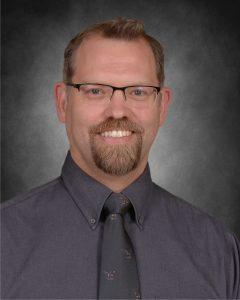 Seth Peters: Religion Teacher
