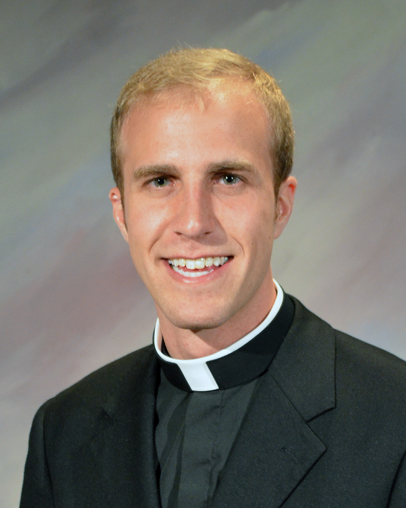 Fr. Tyler Bischoff: Parochial Administrator